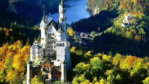 ALEMANIA Y SUS LUGARES EXQUISITOS