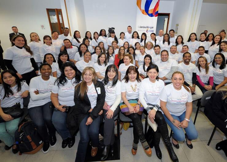 Profesores colombianos. Clases de inglés en Medellín.