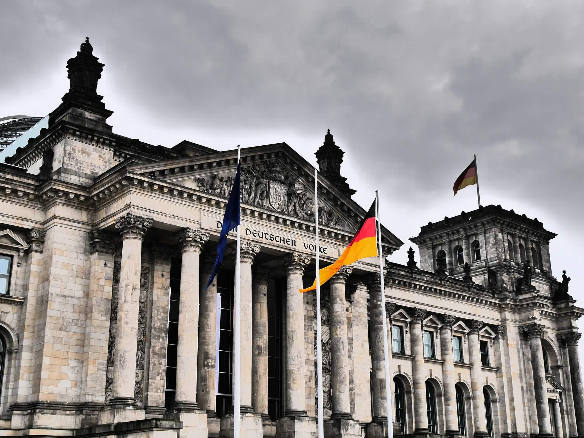 parlamento alemán. estudiar alemán en Medellín