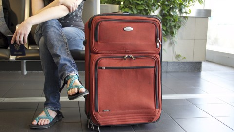 ¿Vas a viajar? Sólo Check in and Get on