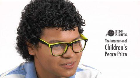 JOVEN PAISA NOMINADO A PREMIO INTERNACIONAL DE PAZ
