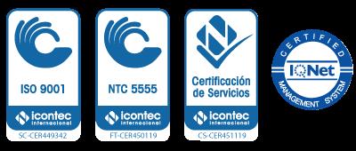 Certificaciones de calidad