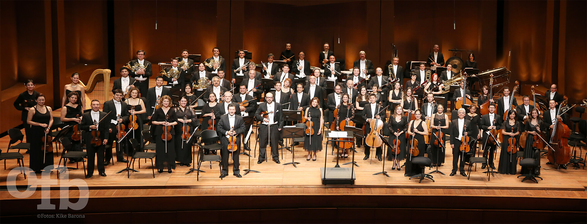 Orquesta filarmonica de bogota