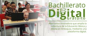 estudiar ingles en medellin bachillerato digital en antioquia