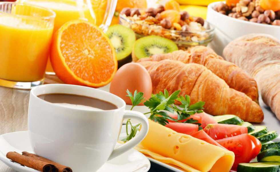 alemania desayuno. estudiar aleman en medellin