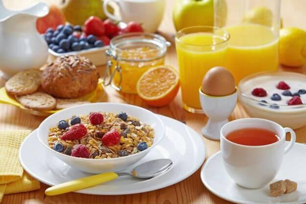 colazione ITALIA. estudiar italiano en medellin