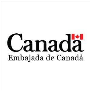 embajada de canada. estudiar ingles en medellin