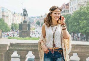 Conoce gente del extranjero en 2 minutos